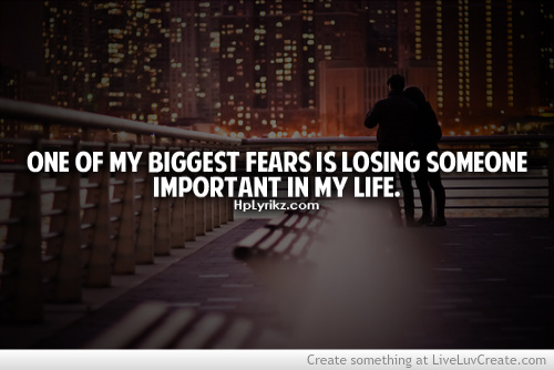 Losing Someone Uploaded By Liveluvcreate On We Heart It