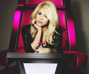 shakira and the voice image