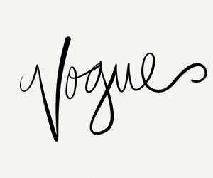 vogue, text, and quotes image