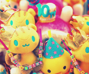colorful and cute image