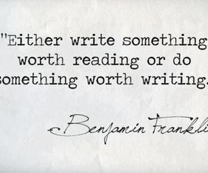 quotes, write, and writing image