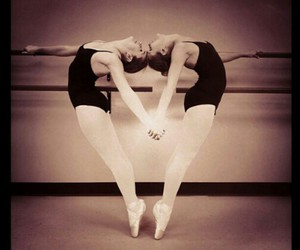 ballerinas, pointe shoes, and ballet image