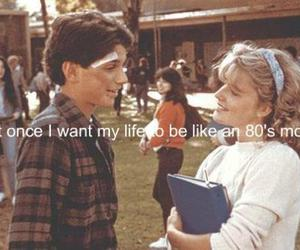 80s, movie, and life image