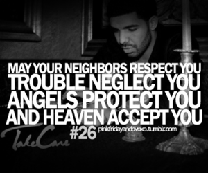 Drake, quote, and swag image