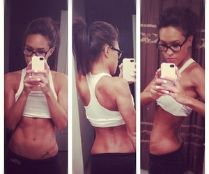 fit, inspiration, and tummy image