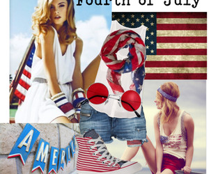 america, design, and fashion image