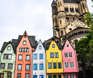 germany, cologne, and city image
