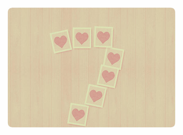 heart, pink, and seven image