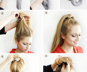 Easy, hair, and cute image