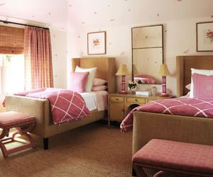 bedroom, beds, and decoracao image