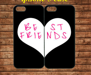 best friends, iphone 5 case, and iphone 5 hard case image