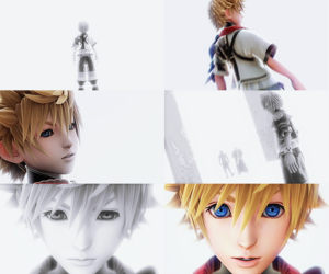 game, kingdom hearts, and video game image
