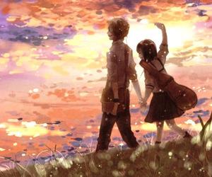 anime, love, and boy image