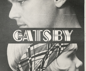 1920s, gatsby, and Leo image