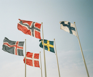 denmark, finland, and iceland image
