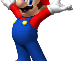super mario characters and its me mario image
