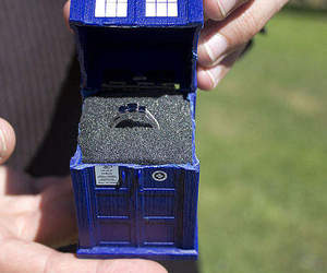 doctor who and ring image