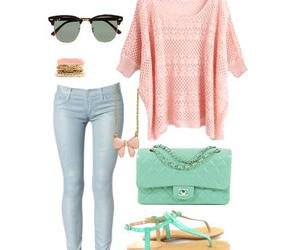 accessories, Polyvore, and sandals image