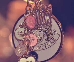 juicy couture, pink, and girly image