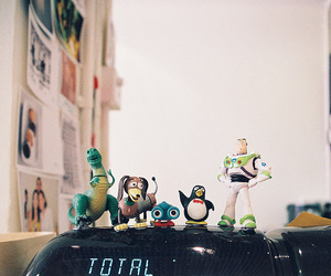 toy story, toys, and vintage image
