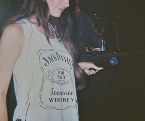 lana del rey, grunge, and jack daniels image