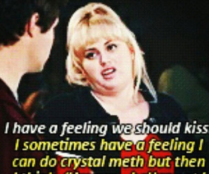 pitch perfect, funny, and quote image