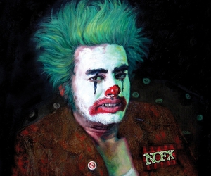 clown, nofx, and cookie the clown image