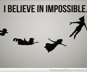 believe, impossible, and Dream image