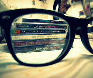 fall out boy, panic! at the disco, and cd image