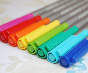 color, colorful, and colors image