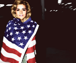marina and the diamonds and usa image