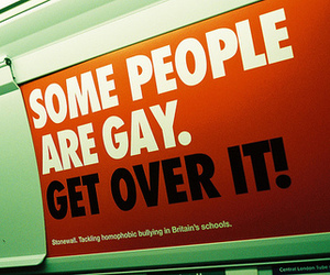 gay, text, and people image
