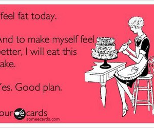 cake, ecard, and ecards image