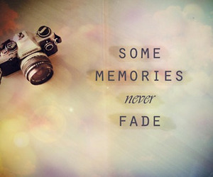 memories, quote, and photography image