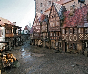 medieval, beautiful places, and urban image