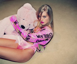 pink, wildfox, and blonde image