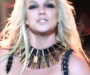 britney spears and video image