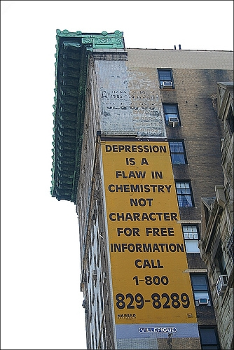 depression, sign, and photo image