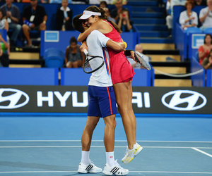 Serbia, tennis, and love image