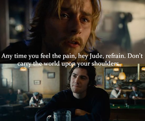 Across the Universe, hey jude, and joe anderson image