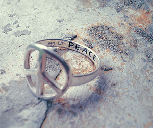 peace and photography image