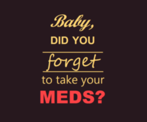 meds and Placebo image