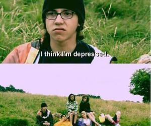 skins, depressed, and sid image