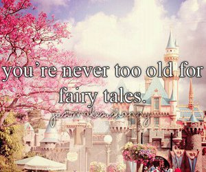 disney, fairy tales, and old image