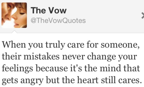 26 Images About The Vow On We Heart It See More About Quote The