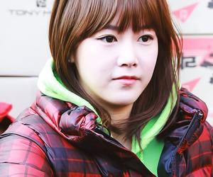 korean, eunjung, and hyomin image