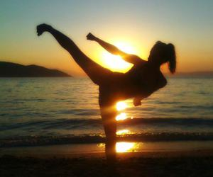 karate is my life and me in thassos 2012 image