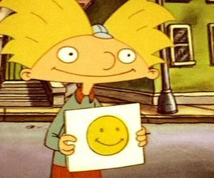 arnold, smile, and happy image