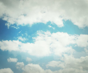 air, beautiful, and blue image
