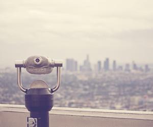 city, california, and hollywood image